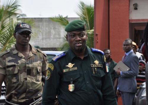 Armée ivoirienne : Près de ''10% de l'arsenal militaire