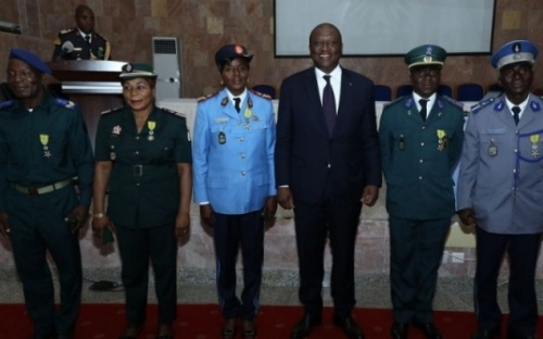 armées organisation réforme
